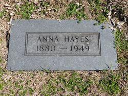 Anna Mitchell Hayes