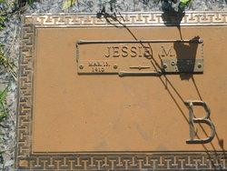 Jessie Ethelyn <I>Melton</I> Belk