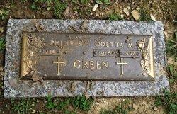 Odetta M. <I>Harmon</I> Green