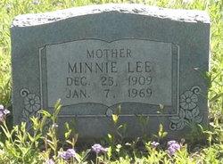 Minnie Samuel Lee