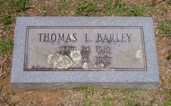 Thomas Luther Barley