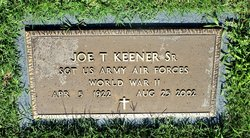 "Joe Thomas ""J.T."" Keener"
