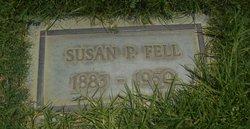 Susan Potwin <I>Perkins</I> Fell