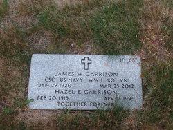 """James William """"Jim"""" Garrison"""