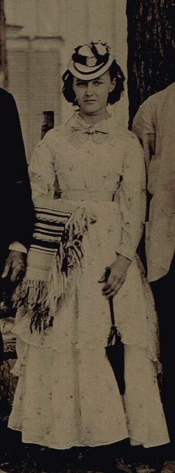 Annie Louise <I>Whitney</I> Buell