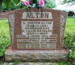 Alfred Walter Alton