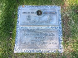 Randolph C Thomas