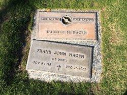 Harriet H Hagen