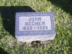 John Becher