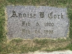Anoise <I>Brock</I> Cork