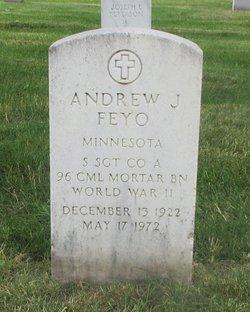 Andrew Joseph Feyo