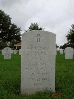 William L Garza