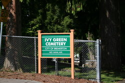 Ivy Green Cemetery