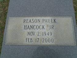 Reason Paulk Hancock, Jr