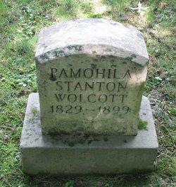 Pamohila <I>Stanton</I> Wolcott