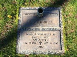 John J Reichart, Sr