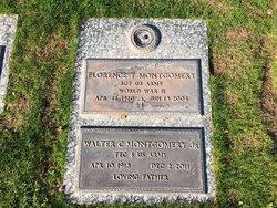 Walter C Montgomery, Jr