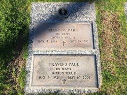 Mary Clare <I>Reagan</I> Paul