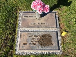 Lawrence A Weed