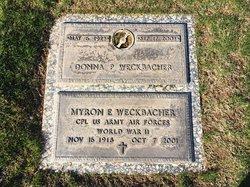 Donna P Weckbacher
