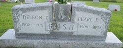 Pearl Fern <I>McGettigan</I> Rush