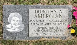 Dorothy A. Amergian