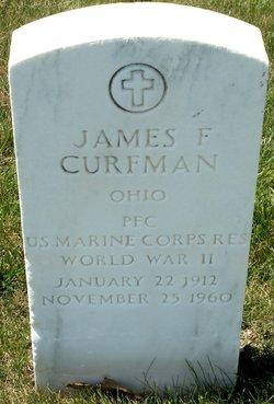 James Franklin Curfman