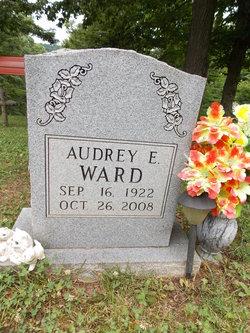 Audrey Ellar <I>Brown</I> Ward