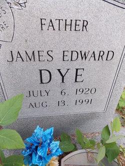 James Edward Dye