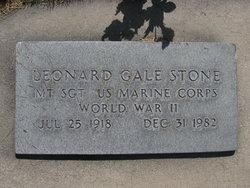 Leonard Gale Stone