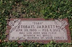 """Tobias """"Toby"""" Jarrett"""