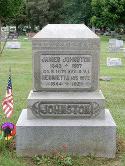 Henrietta <I>Crook</I> Johnston