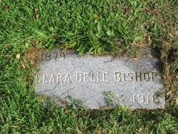 Clara Belle <I>Griffen</I> Bishop