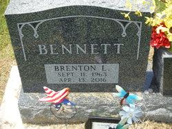 Dr Brenton Lewis Bennett
