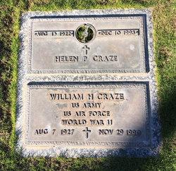 Helen P Craze