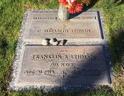 Franklin R Lehman