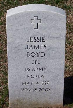 Jessie James Boyd