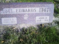 Lucy E Edwards