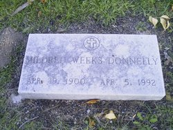 Mildred <I>Weeks</I> Donnelly