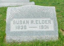Susan R <I>Beach</I> Elder