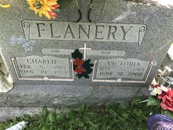 Victoria <I>Little</I> Flannery