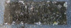 """Isabell """"Belle"""" <I>Hinman</I> Barber"""