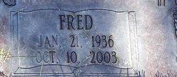 Fred Anaya