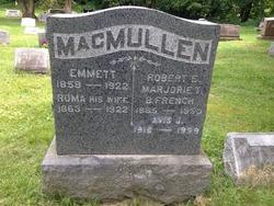 Sgt Robert E. MacMullen