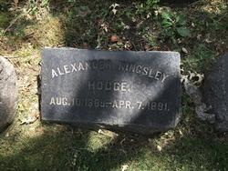 Alexander Kingsley Hodge