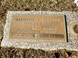 Marshall Abraham Radford