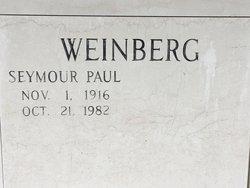 Dr Seymour Paul Weinberg