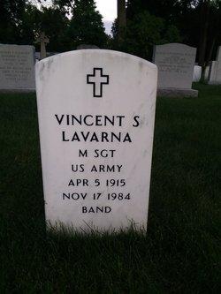 MSGT Vincent S. Lavarna