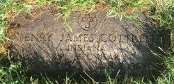 "Corp Henry James ""Hank"" Cottrell Jr."