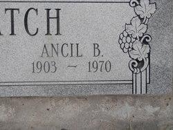 Ancil B. Hatch, Jr